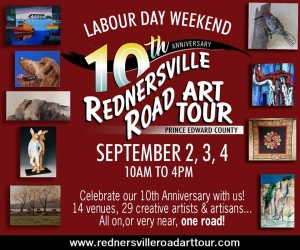 Rednersville Road Art Tour